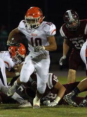Beech's Chaz Williamson hopes to help the Buccaneers