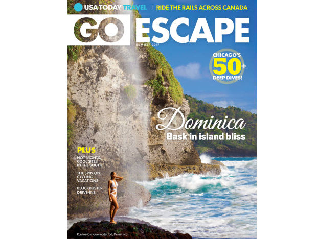 Find vacation ideas for end of summer and early fall in this premium publication.