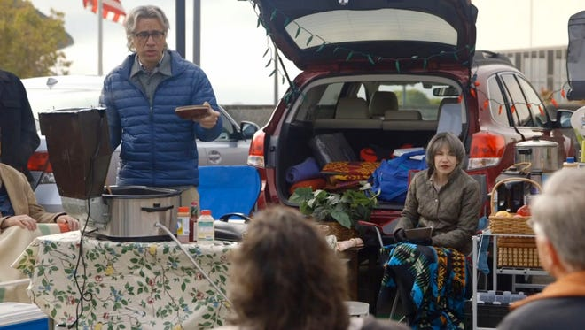 Fred Armisen and Carrie Brownstein of IFC?'s Portlandia put on the ultimate tailgate for Garrison Keillor?'s live radio show, A Prairie Home Companion.