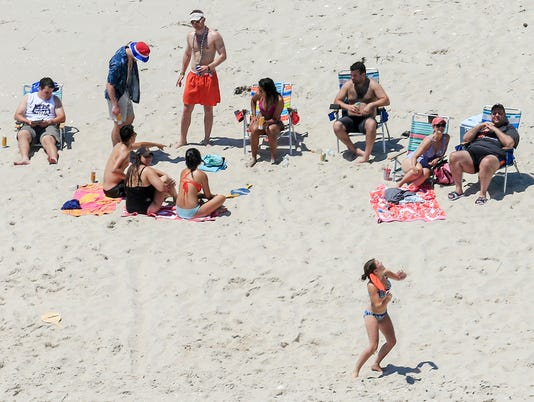chris_christie_beach_070317