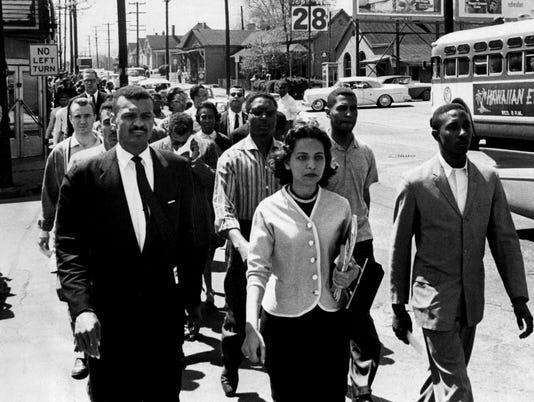 Civil Rights Movement in 1960
