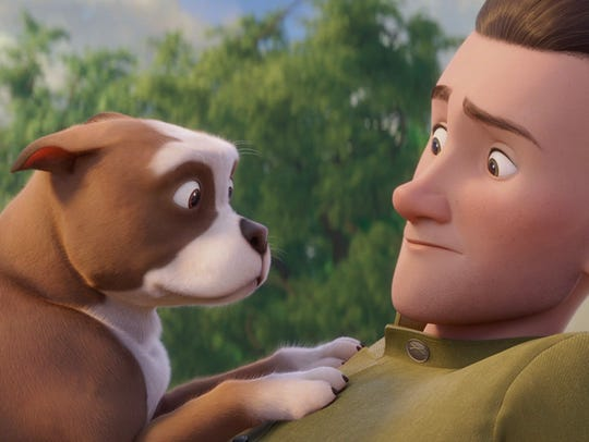 """""""Sgt. Stubby: An American Hero"""" opens April 12 at Frank"""