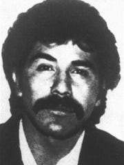The undated file photo distributed by the Mexican government