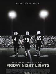 """""""Friday Night Lights"""" film."""