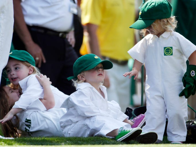 Par 3 Day at the Masters