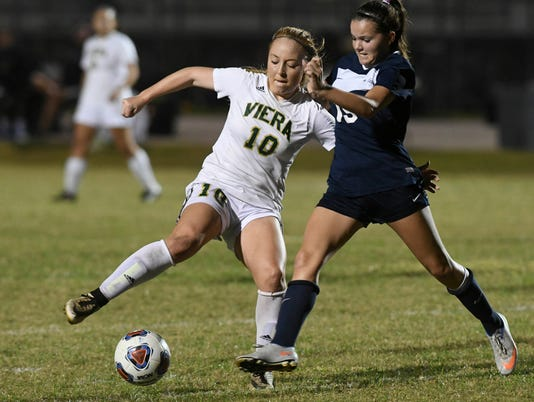 High School Soccer: Eau Gallie at VIera