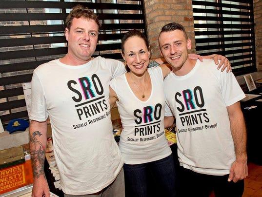 SRO Prints team