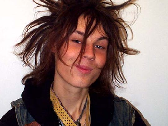 "Former MTV VJ Josiah ""Jesse"" Camp has been reported missing, according to Riverside police. This photo shows him in the late-1990s and early 2000s when he worked for MTV."
