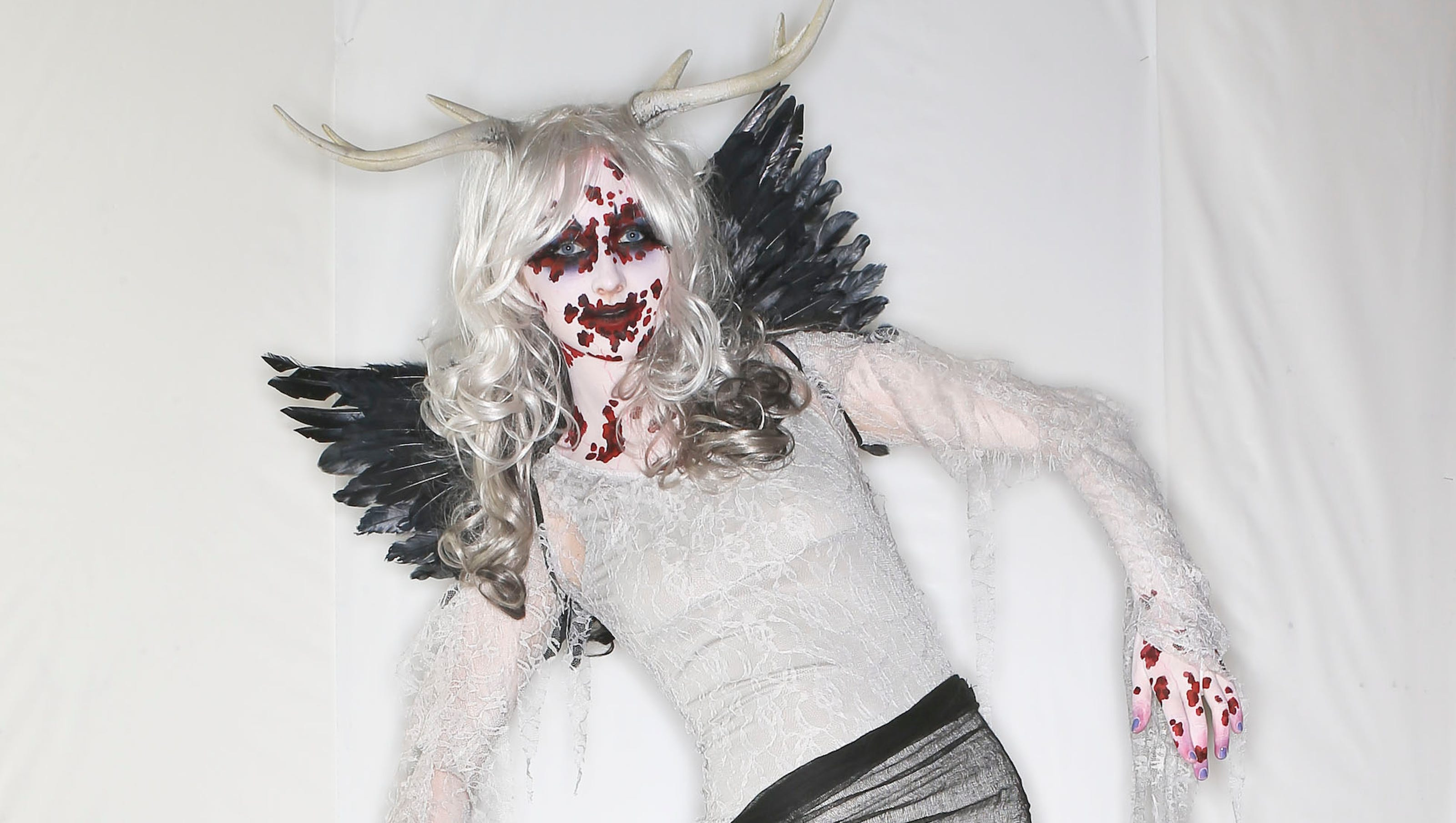 creepy chic: top halloween costumes