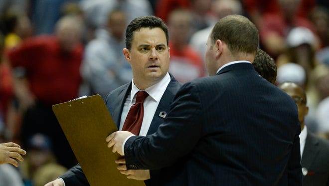 Sean Miller's Wildcats are the clear favorite in the Pac-12 this season.