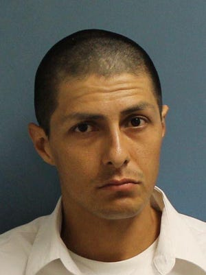 Andres Ybarra is suspected of killing his 26-year-old girlfriend, Ruby Lopez.