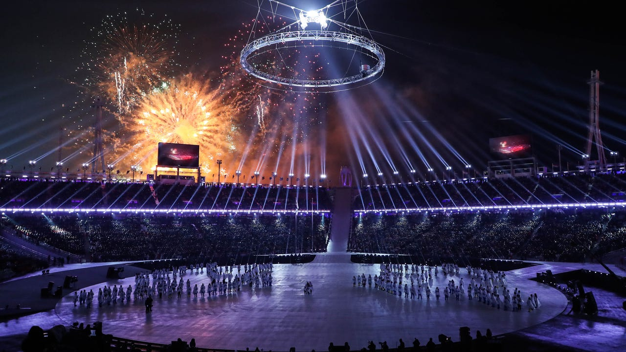 2018 Olympics are becoming the history of Pyeongchang