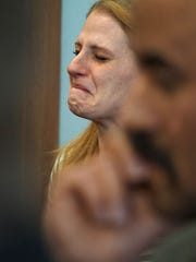 Kimberly Gheen agonizes over statements made during