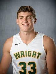 Elder High School graduate Ryan Custer is a member of the Wright State University basketball team.
