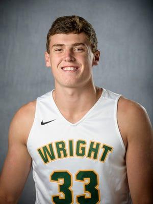 Elder High School graduate Ryan Custer is a member of the Wright State University basketball team.