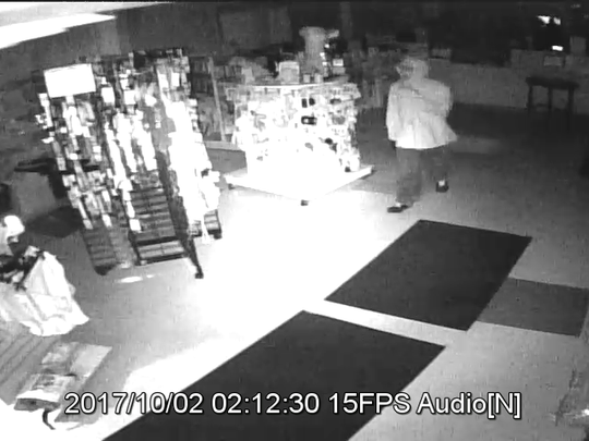 Police are seeking the public's help in identifying a suspect believed to have burglarized more then 10 businesses Oct. 2 in Sheboygan County.