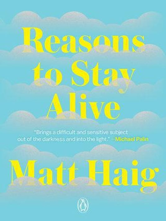 Book Review Matt Haig Offers People With Depression Reasons To