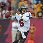 Quarterback Josh Freeman signed with the Miami Dolphins.