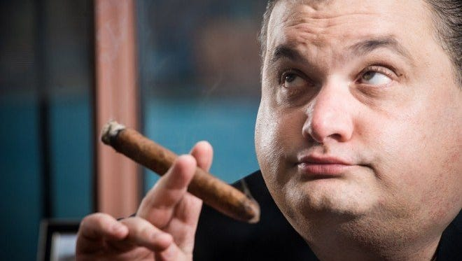 Comedian Artie Lange will appear at the Broadway Theatre in January as part of an anti-drug benefit.