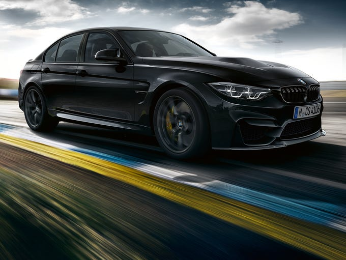 BMW has created an even hotter version of the M3 sedan,
