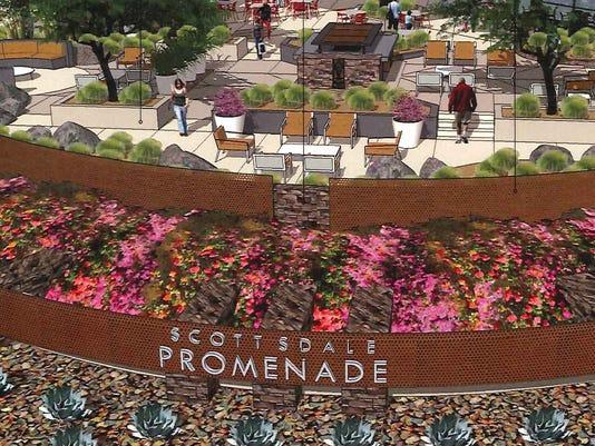 Scottsdale Promenade expansion