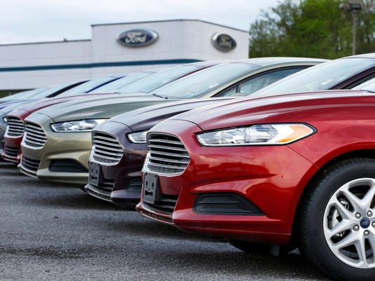 Motor-vehicle sales