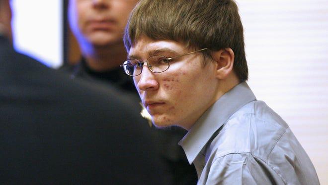 Brendan Dassey in Manitowic, Wis., in 2007.