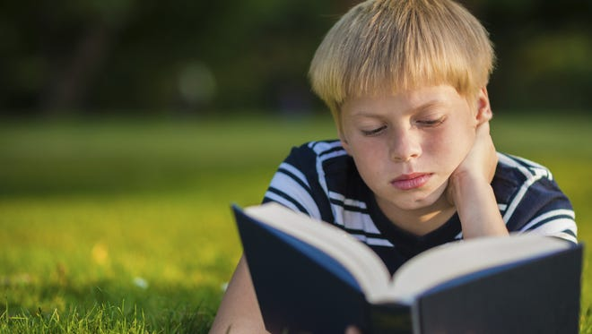 Children should read every day.