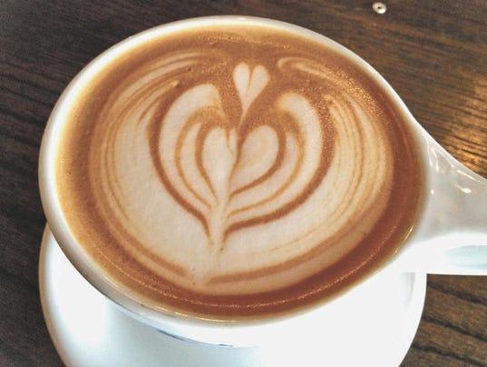 Barista Parlor latte