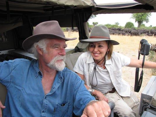Beverly and Dereck Joubert