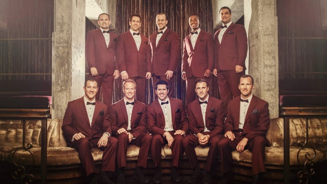 Straight No Chaser will perform Dec. 21-23 at Old National Centre.