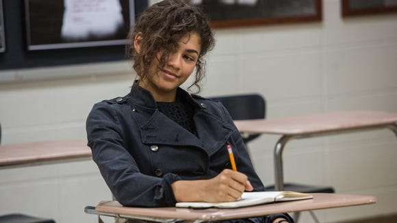 Played by Zendaya, Michelle is revealed to have a nickname