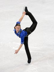 Jason Brown will likely join Jeremy Abbott at the world