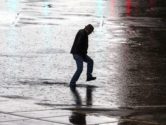 El Nino rain
