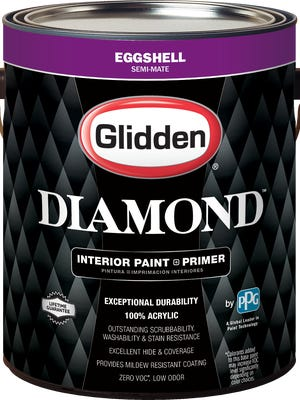 PPG, which owns the Glidden brand, is trying to buy Dutch paintmaker, AkzoNobel.