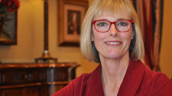 State Auditor Suzanne Crouch