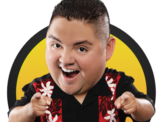 Comedian Gabriel Iglesias, known for his stand-up comedy