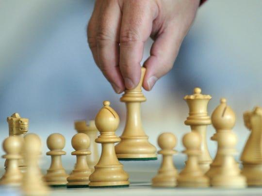 MAR chess stock