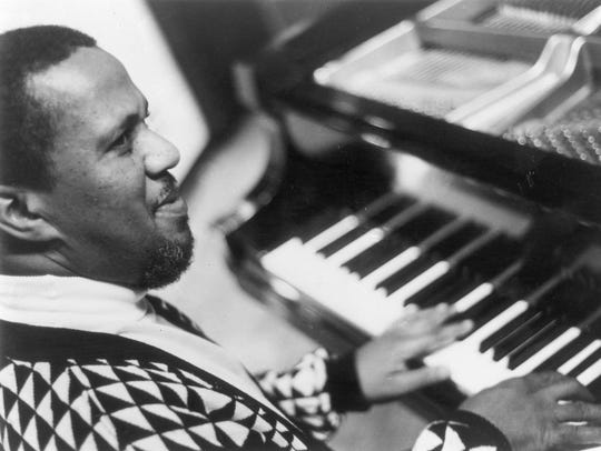 Famed jazz pianist Willie Pickens in this undated file