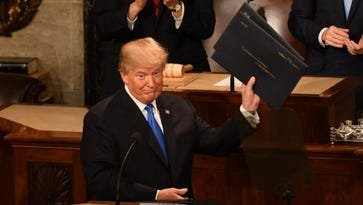 State of the Union analysis: Trump's speech was remarkable for what he didn't say