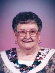 Gertha F. Taylor