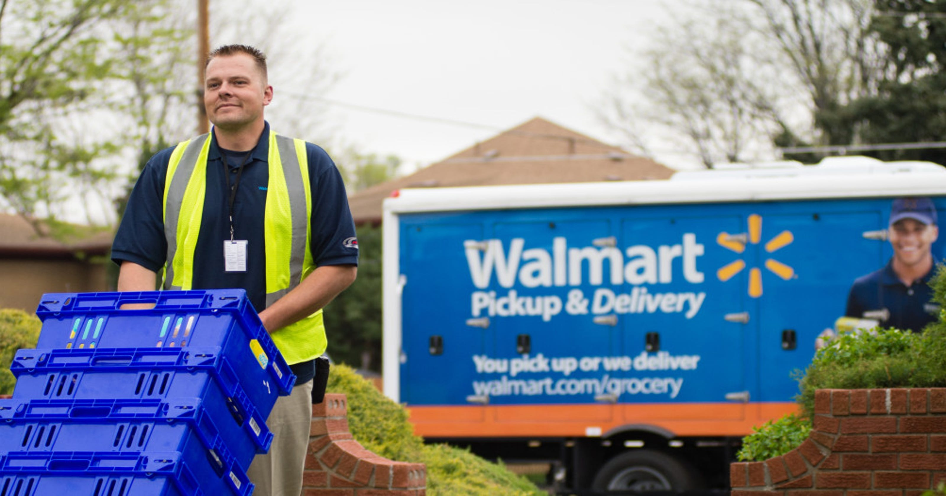 Walmart alcohol pickup and delivery available in Pensacola, Navarre