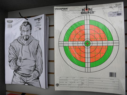 High Caliber Indoor Gun Range opened in early March and offers a shooting range, gun and ammunition sales, bow sales, apparel and accessories.