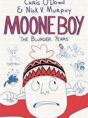 'Moone Boy, the Blunder Years' by Chris O'Dowd and Nick V. Murphy