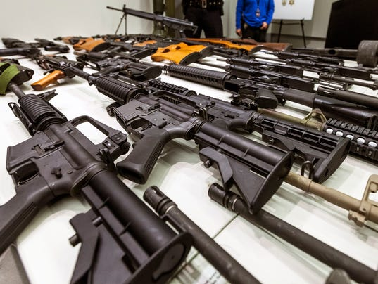 Supreme Court assault weapons
