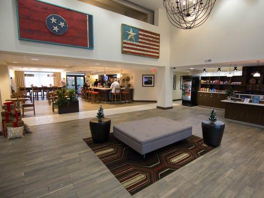 Eight Budget Friendly Hotels In Nashville