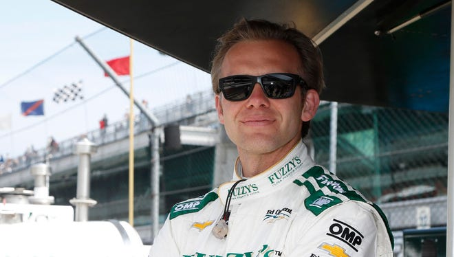 IndyCar Series driver Ed Carpenter doesn't think the coverage of Tony Stewart fully represents him as a person.