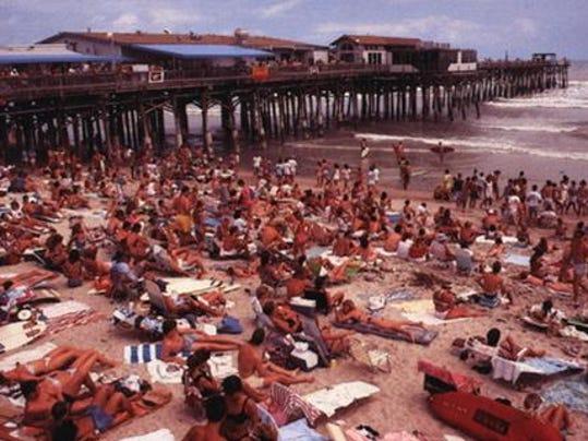 Florida Frontiers Spring Break Fun In Sun Born In 30s