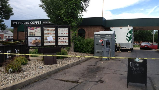 Downtown Starbucks is opening a mobile cafe during remodeling.