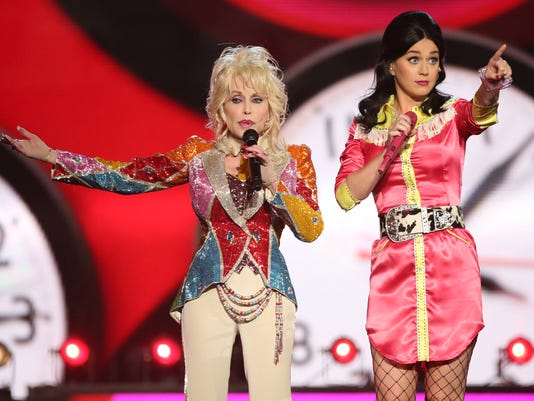 Dolly Parton, Katy Perry